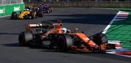 Fernando Alonso (McLaren) - GP do Azerbaijão