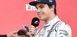 Lance Stroll (Williams) - GP do Azerbaijão