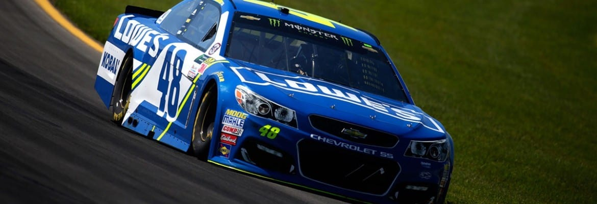 Jimmie Johnson (Chevrolet) - Pocono