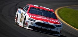 Ryan Blaney (Ford) - Pocono