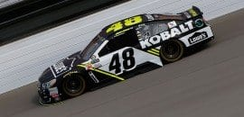 Jimmie Johnson (Chevrolet) - Michigan