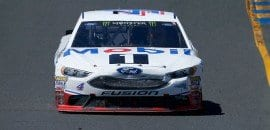 Kevin Harvick (Ford) - Sonoma