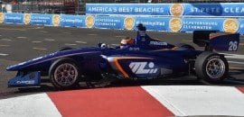 Matheus Leist (Indy Lights) - Road America