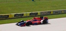 Matheus Leist - Indy - Andretti