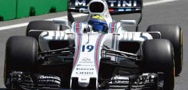 Felipe Massa (Williams) - GP do Azerbaijão