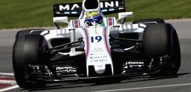 Felipe Massa (Williams) - GP do Canadá