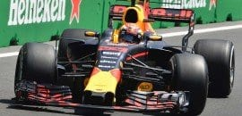Max Verstappen (Red Bull) - GP do Azerbaijão