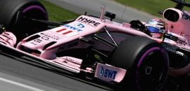 Sergio Perez (Force India) - GP do Canadá