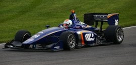 Matheus Leist (Indy Lights) - Mid-Ohio