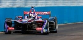 Alex Lynn (DS Virgin) - ePrix de Nova York