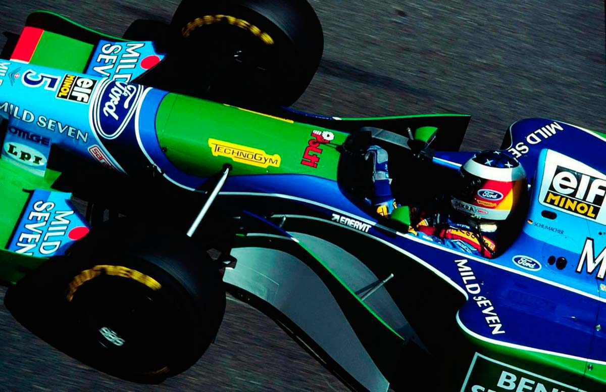 Benetton (Schumacher) -1994