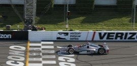 Will Power (Penske) -Pocono