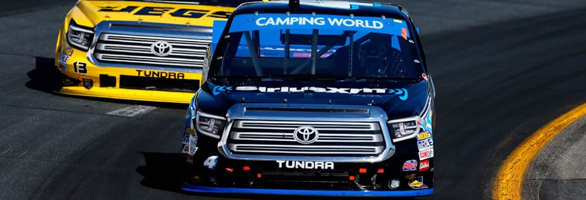 Christopher Bell (Toyota) - New Hampshire