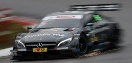 Robert Wickens (DTM) - Nurburgring