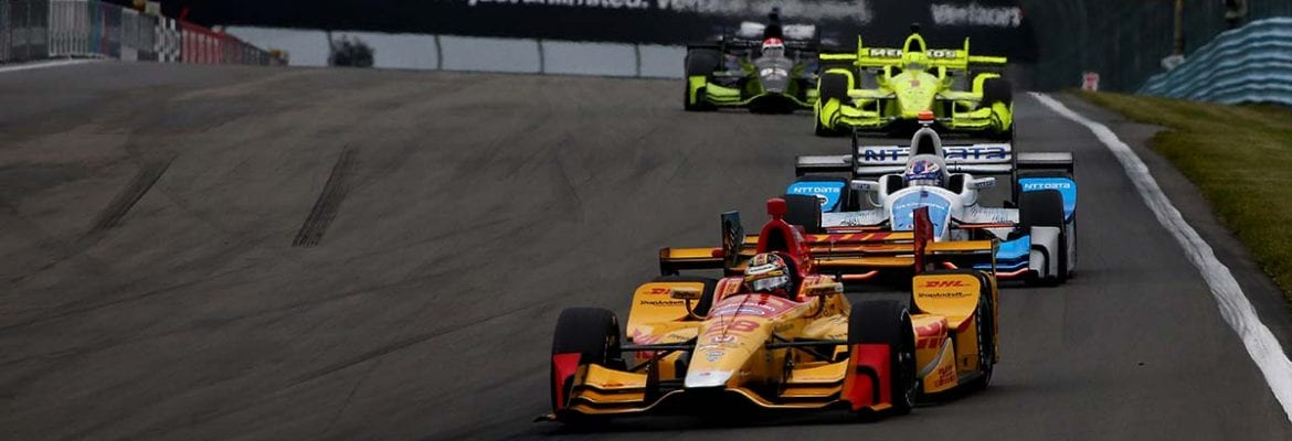 Ryan Hunter-Reay (Andretti) - IndyCar - Watkins Glen