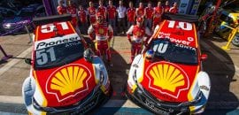 Equipe Shell Racing na Stock Car