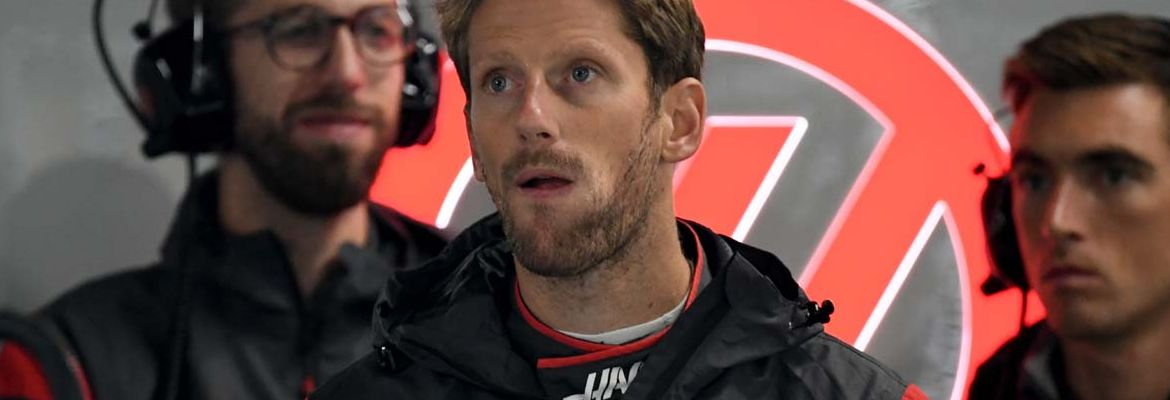Romain Grosjean (Haas) - GP do Japão 2017
