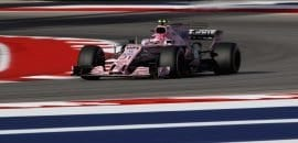Esteban Ocon (Force India) - GP dos EUA