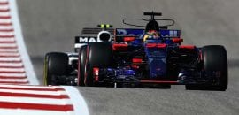 Brendon Hartley (Toro Rosso) - GP dos EUA