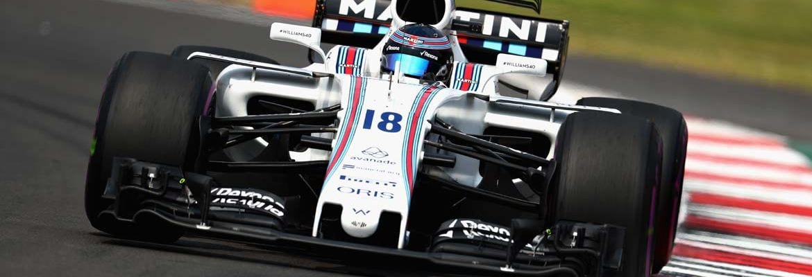 Lance Stroll (Williams) - GP do México