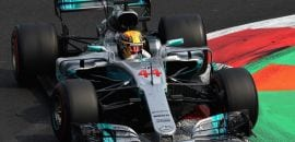 Lewis Hamilton (Mercedes) - GP do México
