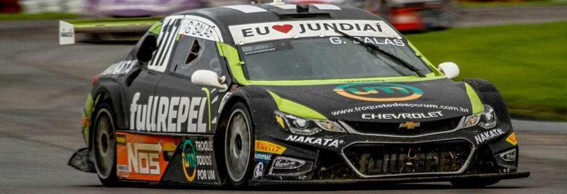 Guilherme Salas - Stock Car