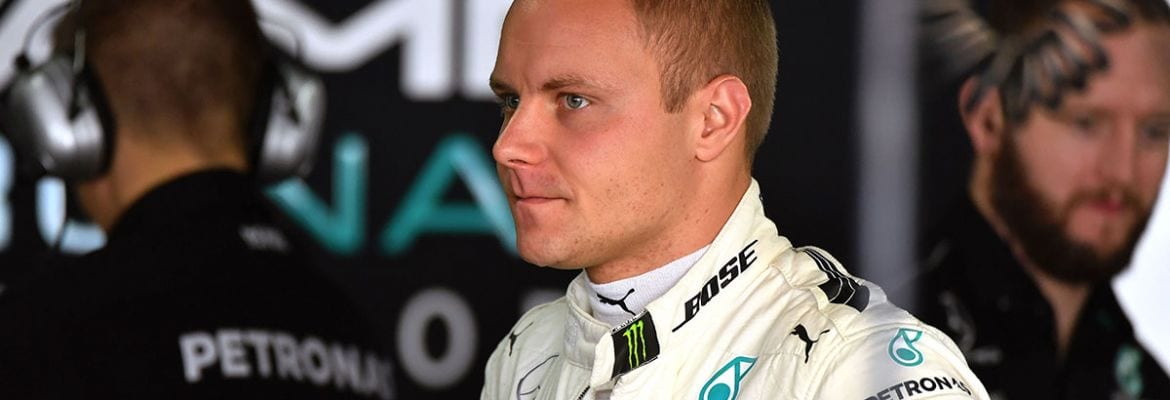 Valtteri Bottas (Mercedes) - GP do Brasil