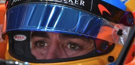 Fernando Alonso (McLaren) - GP do Brasil