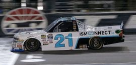 Johnny Sauter (Chevrolet) - Texas