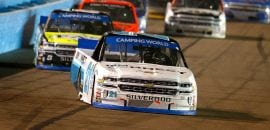 Johnny Sauter (Chevrolet) - Phoenix