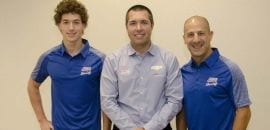 Larry Foyt, Matheus Leist e Tony Kanaan