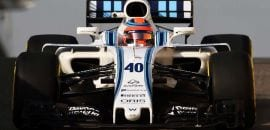 Robert Kubica (Williams) - Testes Abu Dhabi