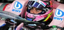 Sergio Perez (Force India) - GP do Brasil