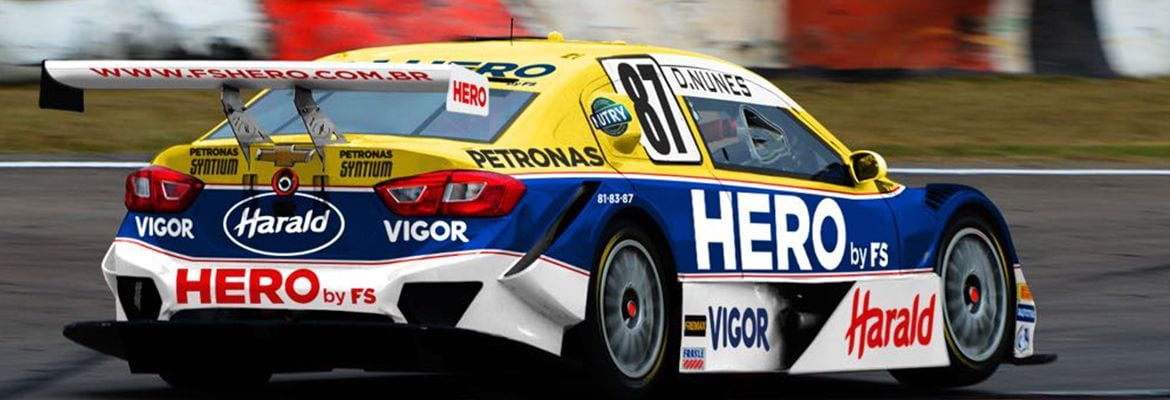 Diego Nunes (Hero Motorsport) - Etapa Interlagos