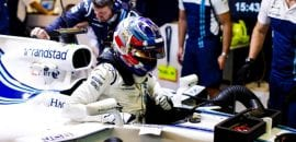 Sergey Sirotkin - Williams - Teste Abu Dhabi