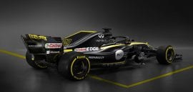 Renault R.S 18 - F1 2018