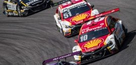 Ricardo Zonta e Átila Abreu - Shell Racing - Stock Car