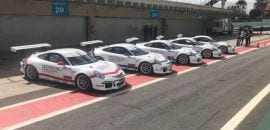 Porsche Carrera Cup Junior Program