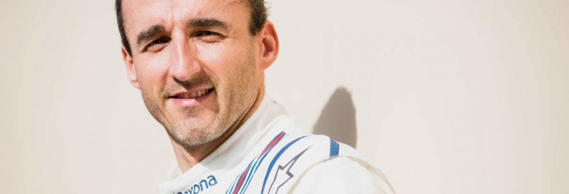 Robert Kubica (Williams) Barcelona