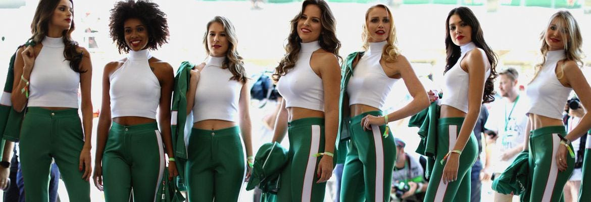 Grid Girls - Fórmula 1