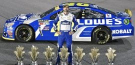 Jimmie Johnson - NASCAR Sprint Cup Series, Homestead