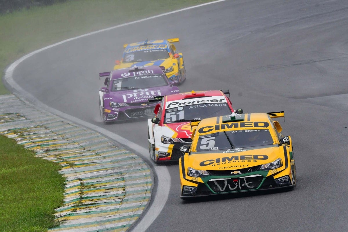 Denis Navarro - Stock Car - Interlagos