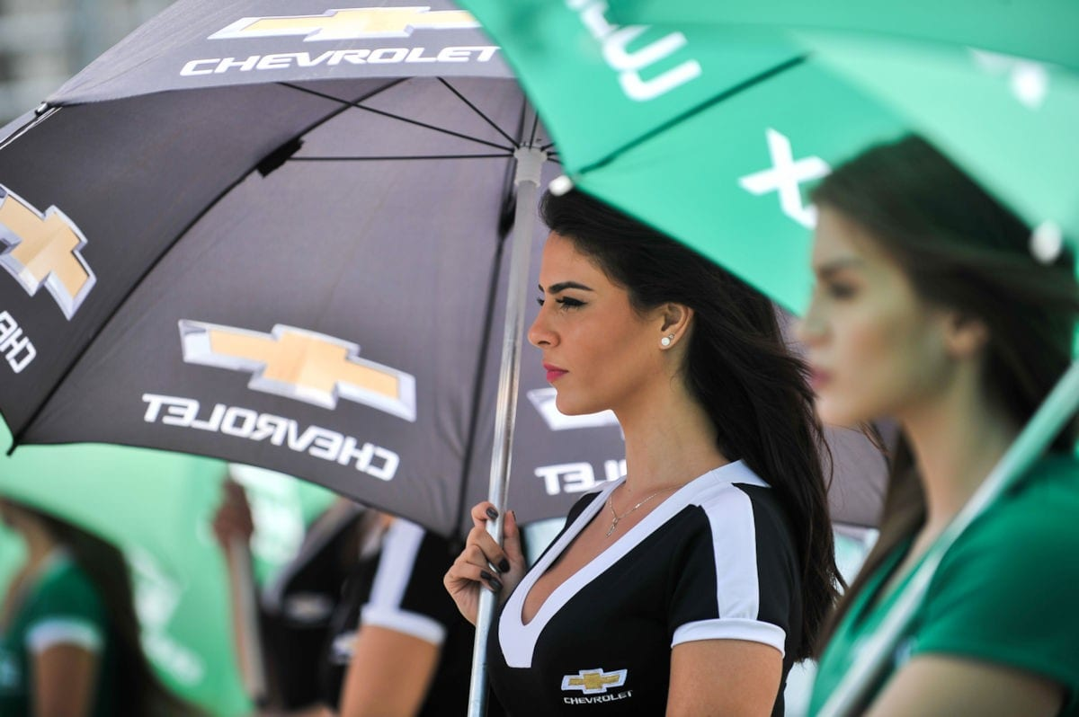 Grid Girl - Corrida de Duplas - Stock Car - Interlagos
