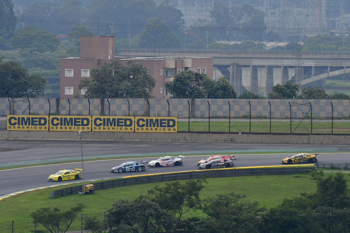 Corrida de Duplas - Interlagos - Stock Car
