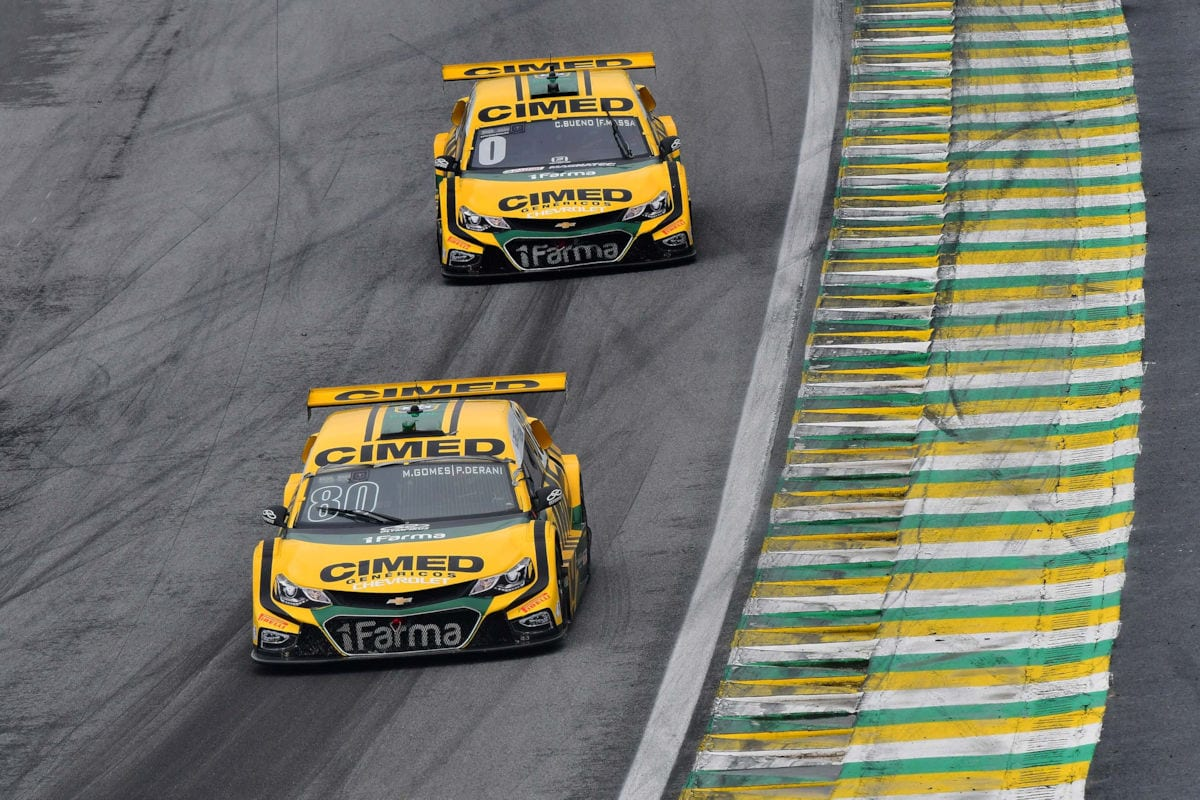Marcos Gomes - Stock Car - Interlagos