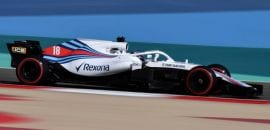 Lance Stroll (Williams) - GP do Bahrain de F1