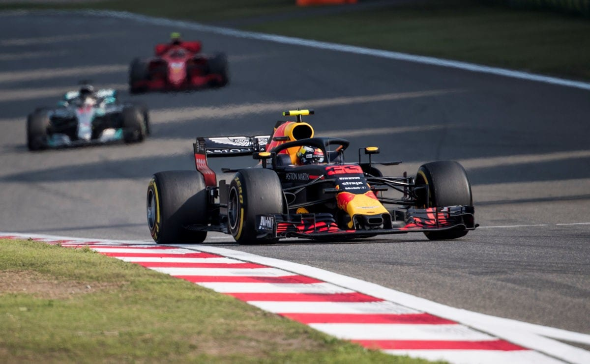 Max Verstappen (Red Bull) - GP China