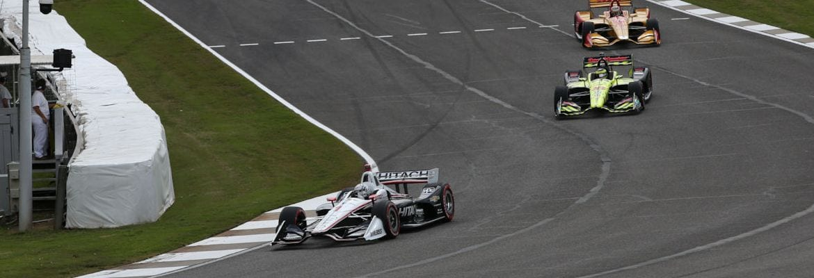 Josef Nwegarden (Penske) - GP do Alabama - Barber