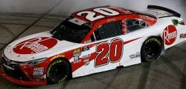 Christopher Bell - NASCAR Xfinity Series - ToyotaCare 250
