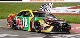 Kyle Busch (Toyota) - Richmond